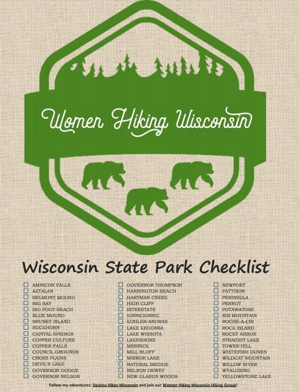 WHW Checklist Picture